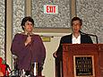Donna Andrews and Chris Grabenstein
